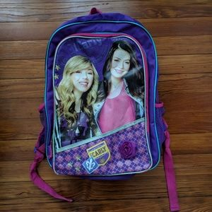Other - vintage iCarly backpack